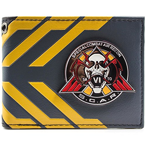 Cartera de Call of Duty Avanzada la guerra SCAR Azul
