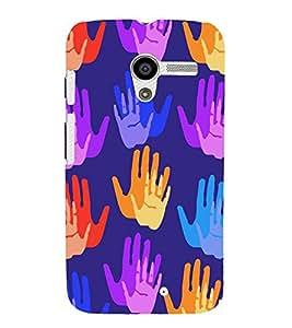 PrintVisa Designer Back Case Cover for Motorola Moto X :: Motorola Moto X (1st Gen) XT1052 XT1058 XT1053 XT1056 XT1060 XT1055 (uncle aunty sister brother love)