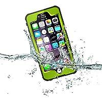 Forepin® 10 colori Custodia Waterproof Impermeabile Protezione Case Cover per iPhone 6 6s 4.7