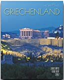Horizont GRIECHENLAND - 160 Seiten Bildband mit über 220 Bildern - STÜRTZ Verlag - Ulrike Ratay (Autorin), Loukas Habsis (Fotograf)