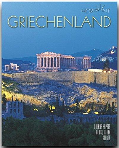 Download Horizont GRIECHENLAND - 160 Seiten Bildband mit über 220 Bildern - STÜRTZ Verlag
