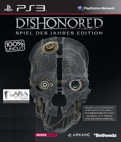 Dishonored: Spiel des Jahres Edition [AT - PEGI] - [PlayStation 3] (Playstation Dishonored 3)