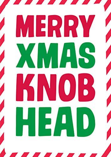 Merry Xmas Knob...