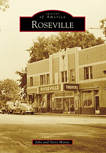 Roseville (Images of America) (English Edition)