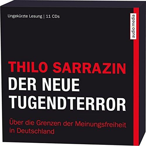 Buchseite und Rezensionen zu 'Der neue Tugendterror: Über die Grenzen der Meinungsfreiheit in Deutschland' von Thilo Sarrazin