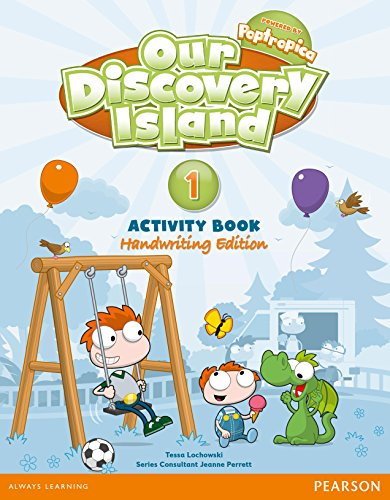 [EPUB] Our discovery island 1 activity book pack - 9788498377705