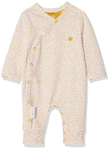 Noppies Unisex Baby Spieler U Playsuit Dali Gelb (Honey Yellow C036), 62