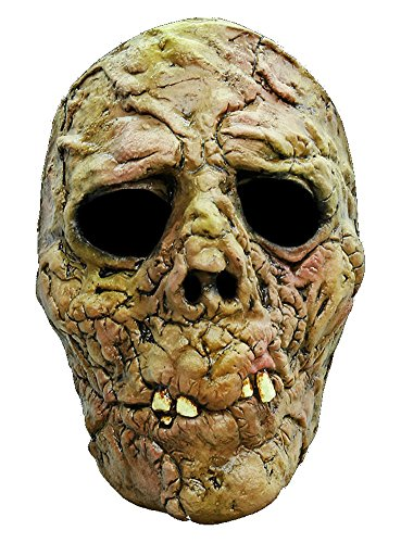 Halloween Karneval Party Kostüm Untoter Maske des Grauens aus Latex für Erwachsene