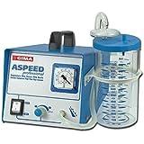 Gima 28245aspirador quirúrgico Aspeed con bomba doble, 230V
