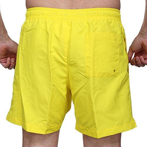 Calvin Klein - Maillot Km0km00110 701 Buttercup Jaune