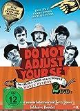 Do Not Adjust Your Set – Die frühen Jahre von Monty Python (OmU, 2 DVDs)