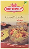 Instant Butterfly Custard Mix, Mango, 100g