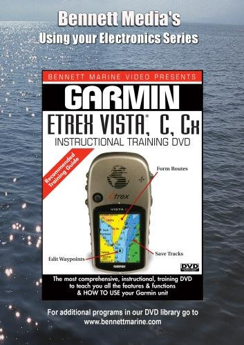 Preisvergleich Produktbild GARMIN ETREX VISTA,  C,  CX INSTRUCTION GUIDE