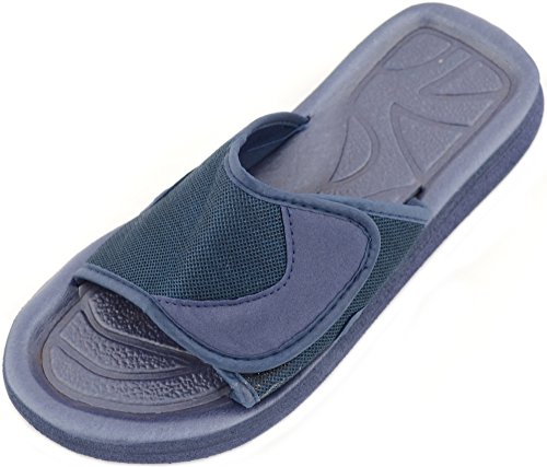 Mens Slip on Shower / Holiday / Beach / Summer Light Weight...