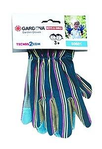 Chicos- Gardena Set Guantes, Multicolor (89138)