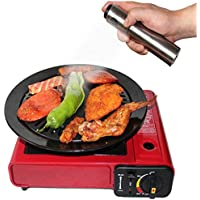 Dodorm (TM) strumento di cottura in acciaio INOX accessori cucina casa olio organizzazione bagagli olio d' oliva mist spruzzatore spruzzo pompa bottiglia pot