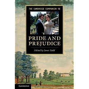 The Cambridge Companion to 'Pride and Prejudice' (Cambridge Companions to Literature)