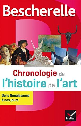 Bescherelle Chronologie de l'histoire de l'art: de la Renaissance à nos jours par Guitemie Maldonado