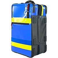 PREMIUM Notfallrucksack X1 YELLOW PLANE 52 x 30 x 25 cm, Farbe:Blau preisvergleich bei billige-tabletten.eu