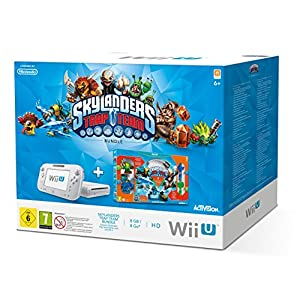 Nintendo Wii U Skylanders Trap Team Bundle