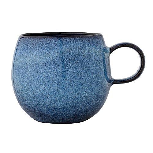 Bloomingville Tasse Sandrine, blau Keramik-keramik-tasse