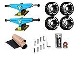Koston Skateboard Set Mod7 - Venture Achsen, Rollen, Kugellager, Schrauben, Griptape