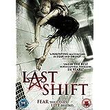 Last Shift [DVD] by Juliana Harkavy