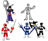 Fisher-Price Imaginext Power Rangers Battle Pack by Fisher-Price