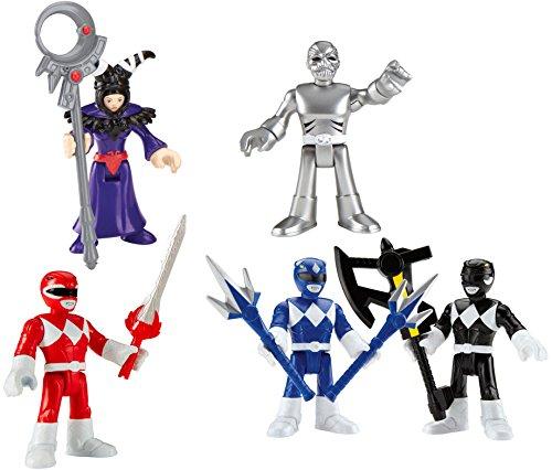 Fisher-Price Imaginext Power Rangers Battle Pack