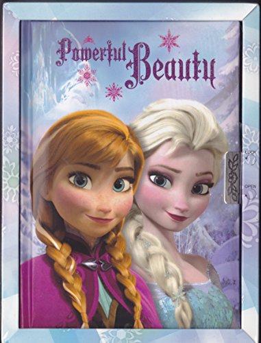 Diario secreto con llave Frozen