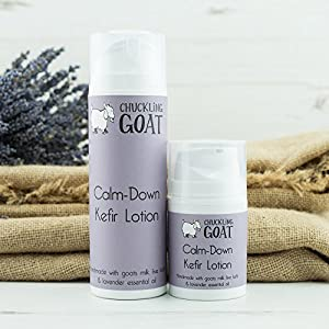 Chuckling Goat - Calm-Down Kefir Lotion (50ml)