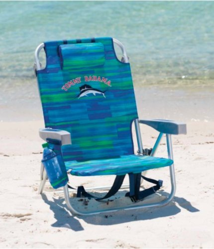 Tommy Bahama Beach Chair in 3 Colours (Blue)