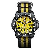 Luminox Scott Cassell FastStrap UVP Herren-Armbanduhr Analog Quarz Nylon - XS.3955.SET