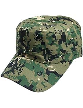 ❤️Gorra de béisbol mujer con Algodón Ocio Sombrero de Sol al Aire Libre Deporte Hats Hip-Hop Verano para Hombres...