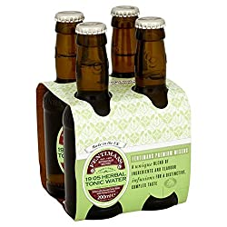 Fentimans Botanically Brewed 19.05 Herbal Tonic Water 4 X 200ml