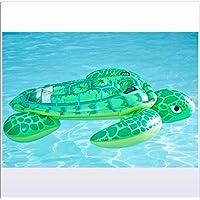152cm Durchmesser Beachparty Kinderbadespaß Aufblasbare Schildkröte See-Schildkröte ca