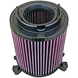 K&N Luftfilter VW Golf V (1K) / Golf Plus (5M) 1.6i Bj. 10/2003-9/2009