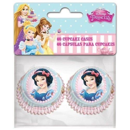 UDG Mini Papierbackförmchen Muffins Cupcake-Prinzessin Schneewittchen Stück.60cm. 3-Stor Kuchen (Schneewittchen-kuchen)