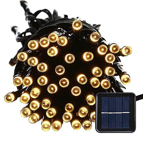 lederTEK Solar Powered Waterproo...