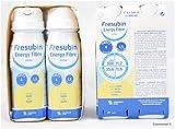 8x 200ml Fresubin Energy Fibre DRINK, Geschmacksrichtung: Vanille - im exclusiven ConsuMed Bundle