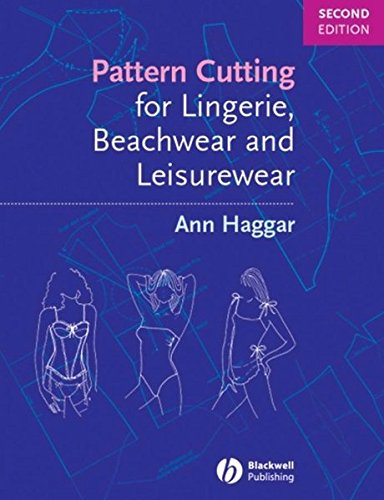 Pattern Cutting for Lingerie, Beachwear and Leisurewear 2e par Ann Haggar