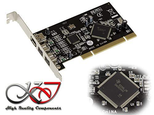 KALEA-INFORMATIQUE - Tarjeta PCI FireWire 400 + 800