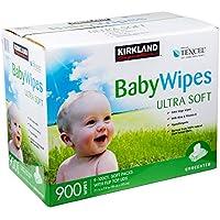 Nueva Kirkland Signature Unscented bebé Toallitas Ultra Suaves toallitas 900 (nueva fórmula mejorada ...