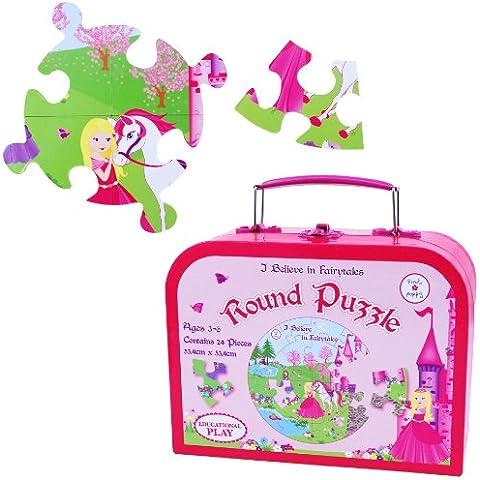 Pink Poppy - Puzzle de 24 piezas (PIN-SPC232)