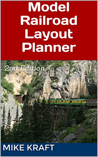 Model Railroad Layout Planner: 2nd Edition (English Edition) por mike kraft