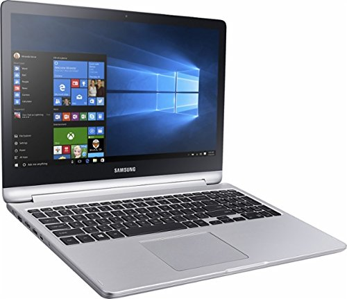 2017 Samsung Spin 2-in-1 Flagship 15.6 inch Touchscreen Full HD Gaming Laptop, Intel Core i7-7500U Dual-Core, 12GB DDR4, 1TB HDD, NVIDIA GeForce 940MX Graphics with 2GB, Windows 10 image
