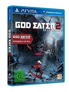 God Eater 2 - Rage Burst (inkl. God Eater Resurrection) [PlayStation Vita] (B01ESLU3ZS)   Amazon price tracker / tracking, Amazon price history charts, Amazon price watches, Amazon price drop alerts