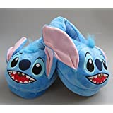 LILO & STITCH - PANTUFLAS ZAPATILLAS SLIPPERS / PLUSH SLIPPERS - 28cm/11""