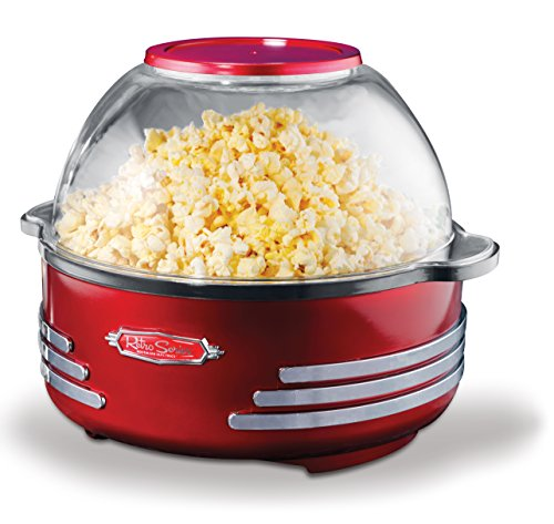 Popcorn Maschine, Popcorn Maker Family - direkt karamellisieren und genießen