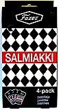 10 x FAZER SALMIAKKI PASTILLER 4er PACK 160g